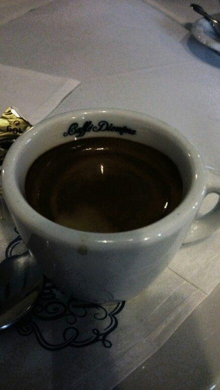 Coffee in Bogács is a must...