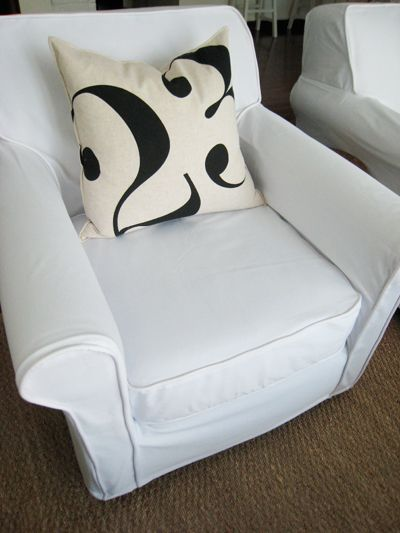 Step By Step How To Slipcover A Chair   2 Part Series