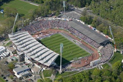 Karlsruher SC, Wildpark Stadion