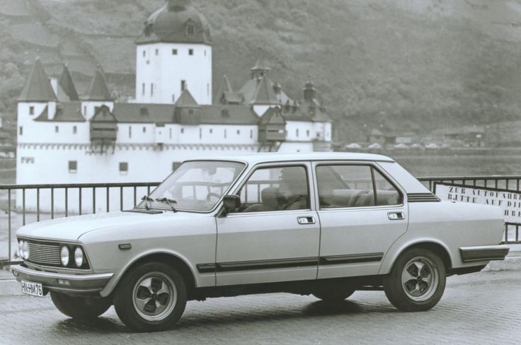 Fiat 132 2000cc
