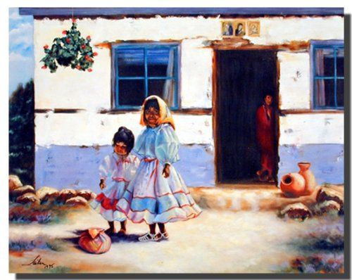 Jazz up your decor and create a mesmerizing aura in around your living space with this old Mexican Lady with Children fine art print poster. It would surely create a wonderful ambience into your home. Discover the uniqueness of this poster and Order today for its durable quality and excellent color accuracy. Hurry up and grab this wonderful wall poster for its durable quality and high degree of color accuracy.