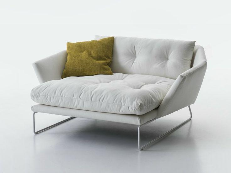 アームチェア New York Suite コレクション by Saba Italia   デザイン: Sergio Bicego