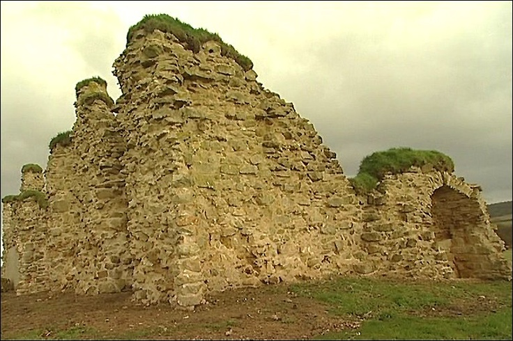 King John's palace at Kings Clipstone, Sherwood Forest