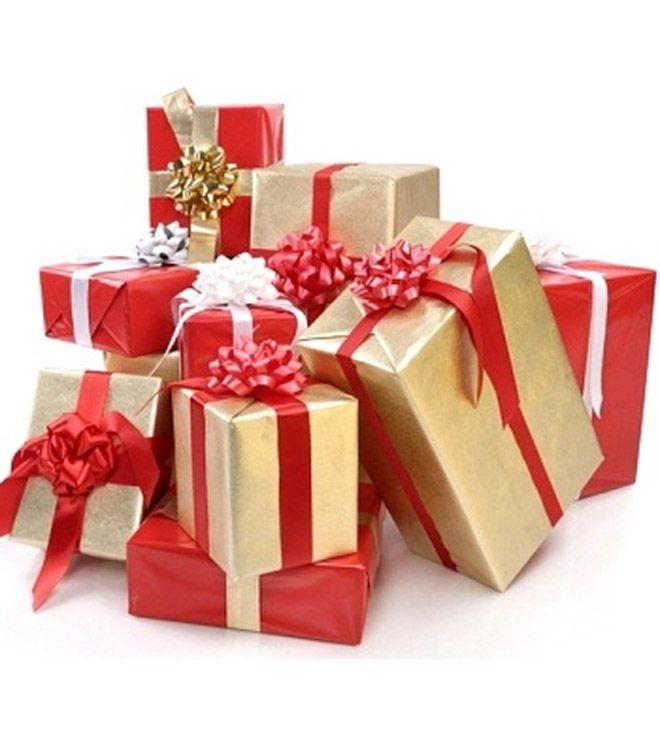 куча подарков картинки главных