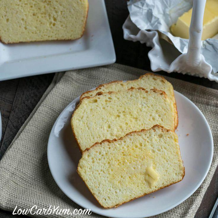 Low Carb Soul Bread Review via @lowcarbyum