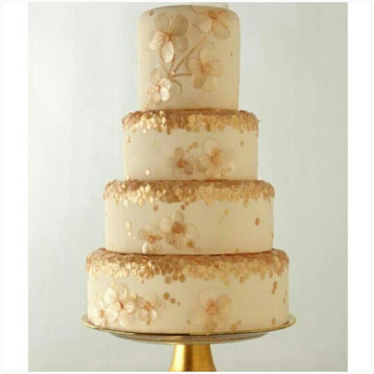 Wedding cake♥•♥•♥