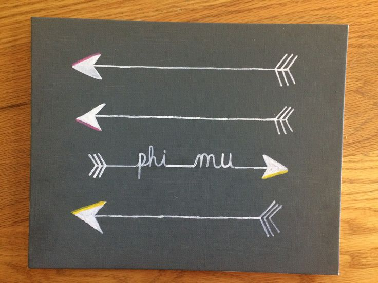phi mu canvas #phimu #tsm #sorority                                                                                                                                                                                 More