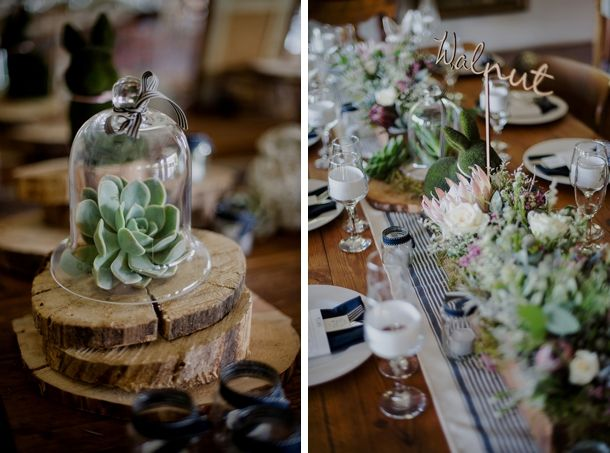 I'll tell you why today's wedding really has my heart, you guys. I mean, we all love some classic South African country vintage decor – proteas, and succulents and lace. Add in bo…