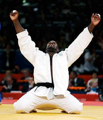 Judo men's 100 kg - Gold: Teddy Riner, France