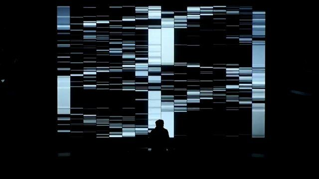 extract from the World Premiere of supercodex [live set] by Ryoji Ikeda. computer programming for visuals: Tomonaga Tokuyama courtesy of WWW & Space Shower TV supercodex CD is available: https://shop.raster-noton.net/ © 2014 Ryoji Ikeda Studio. All rights reserved.