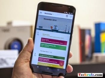 The new Google Calendar app for Android