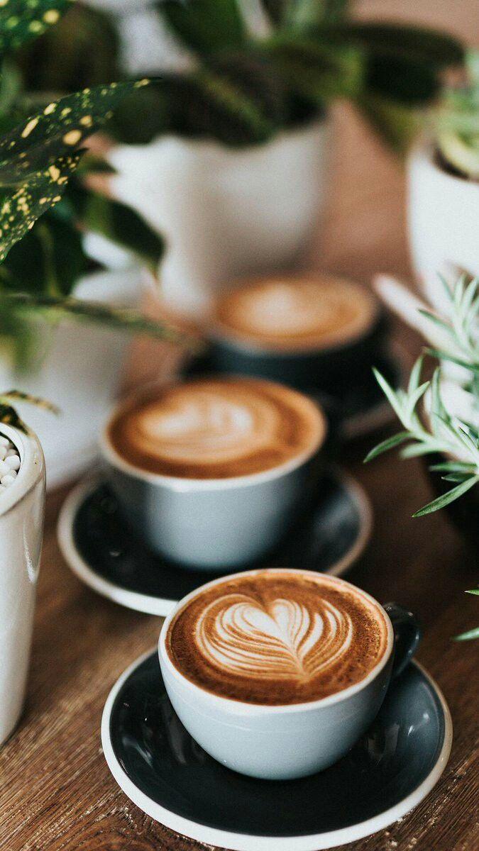 Latte Art Love Espresso Latte Coffee Lover Aesthetic Coffee
