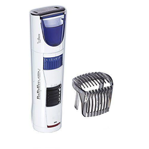 Babyliss - T810E - Tondeuse Barbe Price:     Tondeuse barbe avec collecteur de poils.Rechargeable pour un fonctionnement sans fil (60 minutes d'autonomi...
