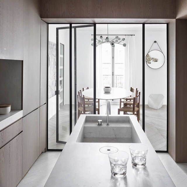Oltre 25 fantastiche idee su parete divisoria su pinterest - Pareti divisorie cucina ...