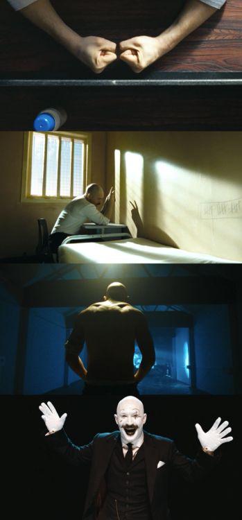 Bronson, 2008 (dir. Nicolas Winding Refn)