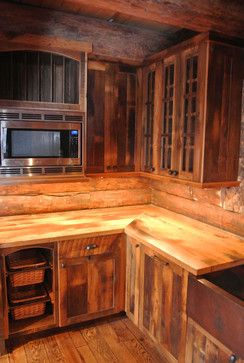 Rustic Kitchen Design Ideas, Pictures, Remodel, And Decor   Page 80