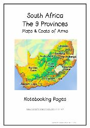 Page of South African Notebooking pages...