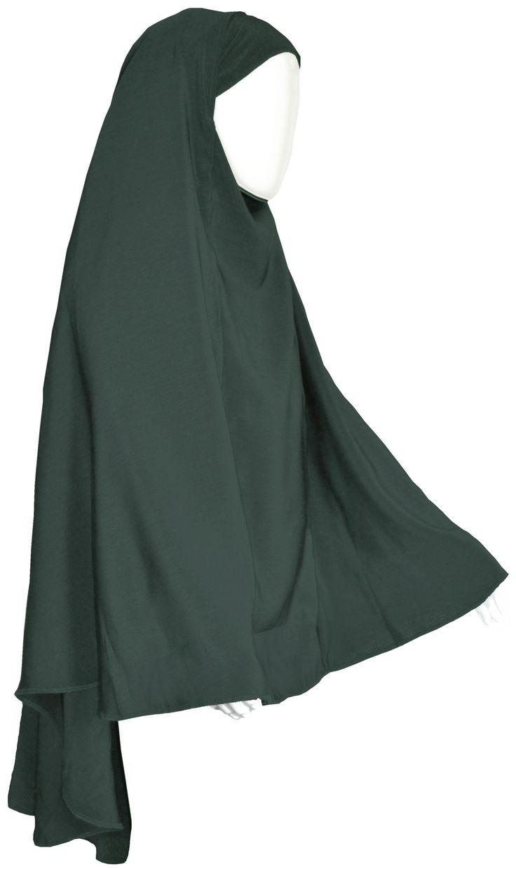 khimar doux et soyeux. Très simple à enfiler. http://www.sianat.fr/15-abaya-fille