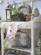 Landliebe-Cottage-Garden: * Weiße Weihnachtsgrüße *