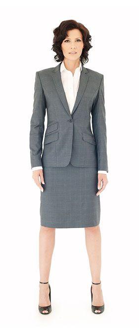 17 Best ideas about Women's Skirt Suits on Pinterest | Nina ricci ...