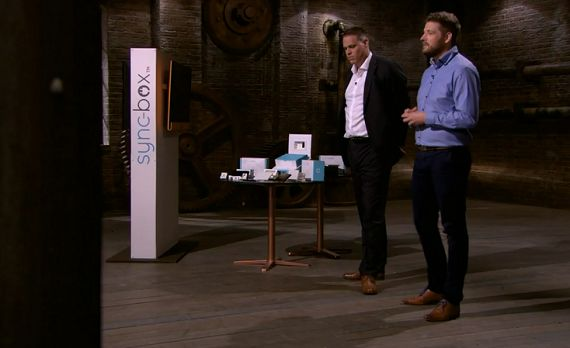 You can currently get Sync-Box's (as seen on BBC Dragons' Den) for just £36 on our website. It's a limited time offer so don't wait to order! http://www.arrowelectricals.co.uk/electrical-accessories-c33/switches-and-sockets-c53/sync-box-m86