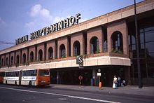 Berlin Ostbahnhof,nach dem Umbau 1987