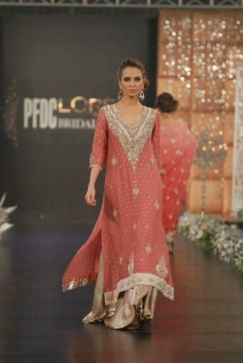 Lahore Pantene Bridal Couture Week 2015