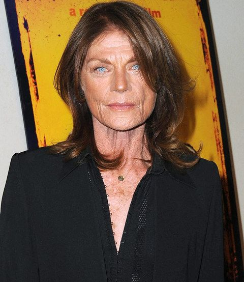 Meg Foster -- now 66-years-old