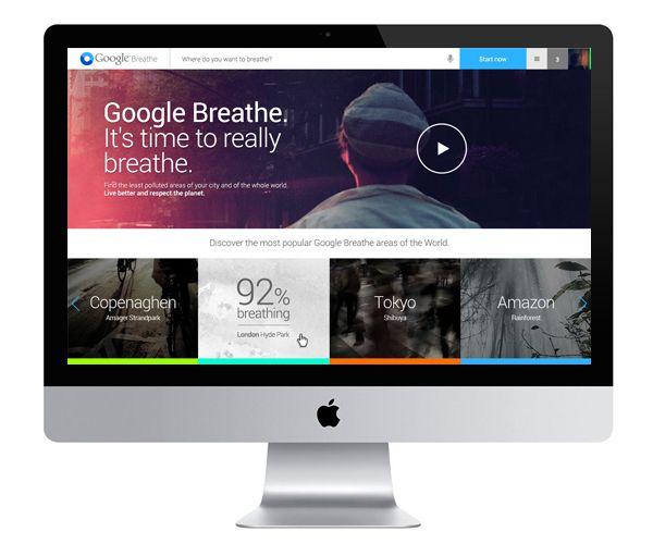 Google Breathe - Project
