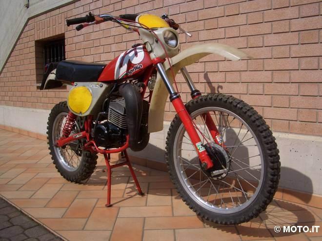 Aprilia RC 125 - 1978