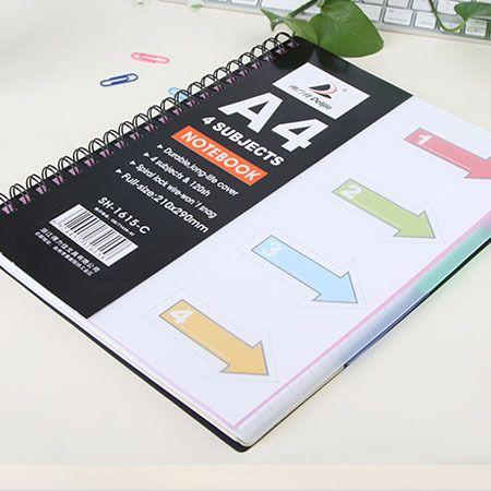 Encontrar Más Libretas Información acerca de Marca Perfect espiral diario de papel del cuaderno A6 A5 A4 120 hoja creativa gruesa libreta escolar oficina venta al por mayor, alta calidad Libretas de Balabala Discount  en Aliexpress.com