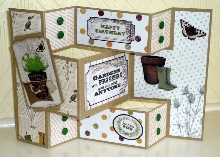 made by Valerie Boyle using CWC Potting Shed