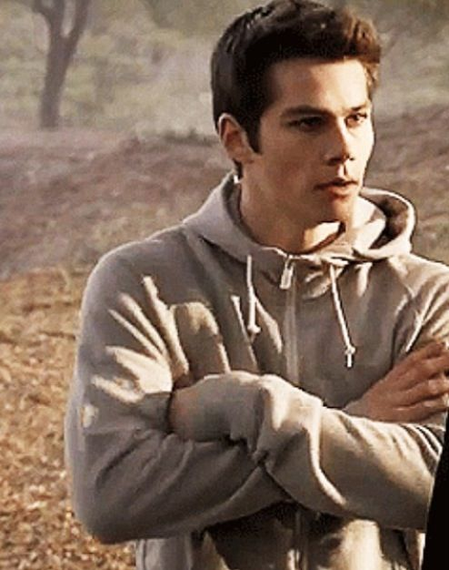 Dylan in trackies and he's still a sex god! x