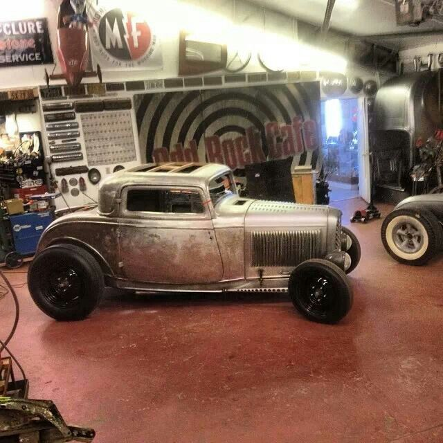 1000+ Images About Hot Rods On Pinterest