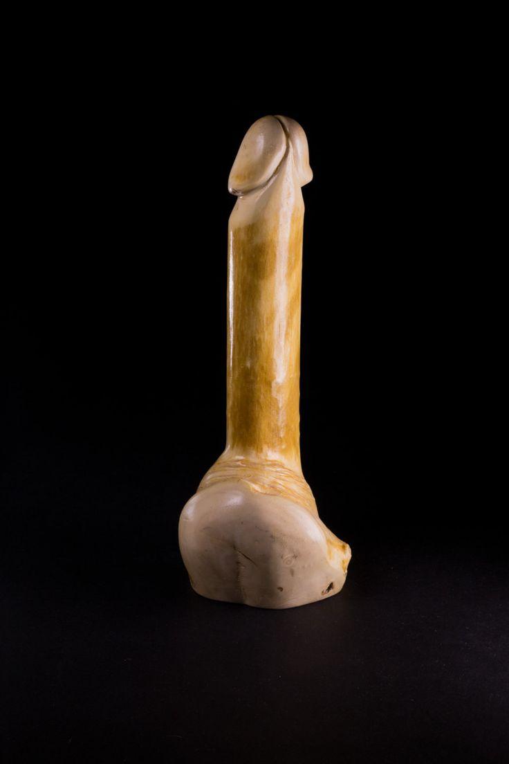 sculpting a dildo