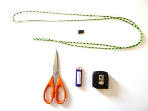 Survival Bracelet Instructions