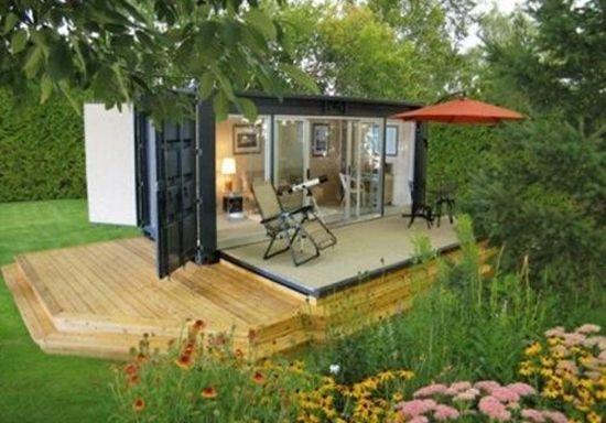 ecopods photos | Desain Rumah Kontainer yang Menarik