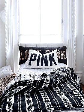 Victoria's Secret: Reversible Quilted Comforter