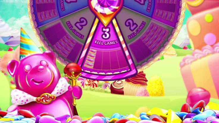 Gummy King Slot Machine