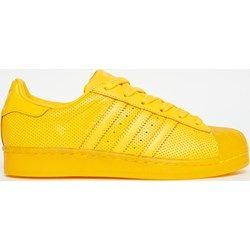 adidas Originals - Superstar Super Colour - Scarpe da ginnastica gialle -