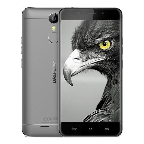 Ulefone Metal 5.0inch MTK6735 3GB 16GB Smartphone - Gray