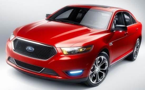 2017 Ford Taurus SHO Specs