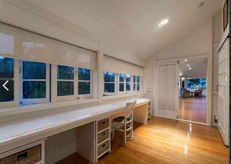 Enclosing Side Verandah Patio Room Queenslander House
