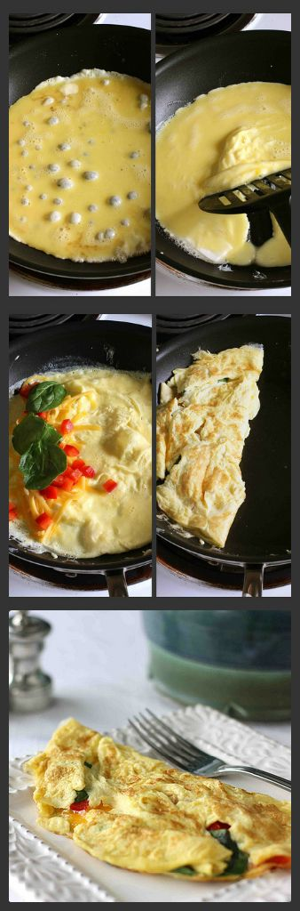 Be a star at weekend brunch! How to: Make an Omelet | cookincanuck.com #breakfast