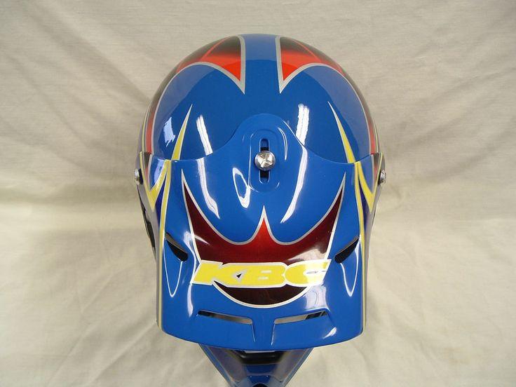 KBC TK302X Off road Helmet NOS  #KBC