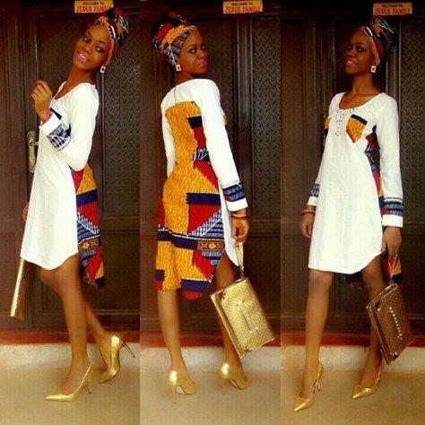 Shweshwe fashion south africa for women