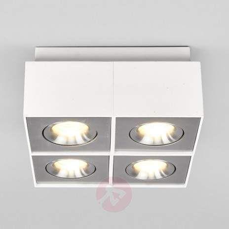 LED-taklampe Katrina med fire lys-Moderne taklamper Kjøkken-9632036-22