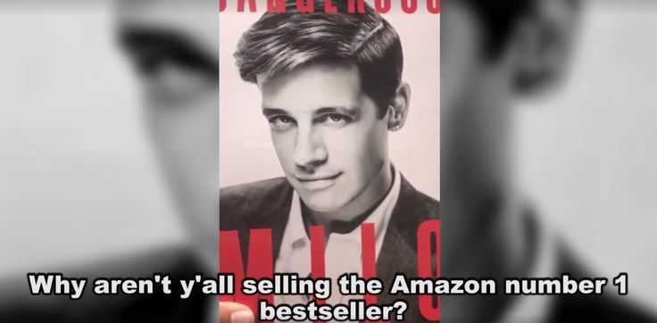 Barnes and Noble stocks books by Anton LeVey Hillary Clinton and Adolf Hitler. But Milo Yiannopoulis? Nope! http://ift.tt/2vFo0xt