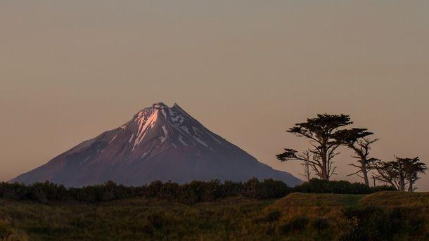 One of the most symmetrical volcanic cones in the world Mt Taranaki NZ  #landscape #symmetrical #volcanic #cones #world #taranaki #photography