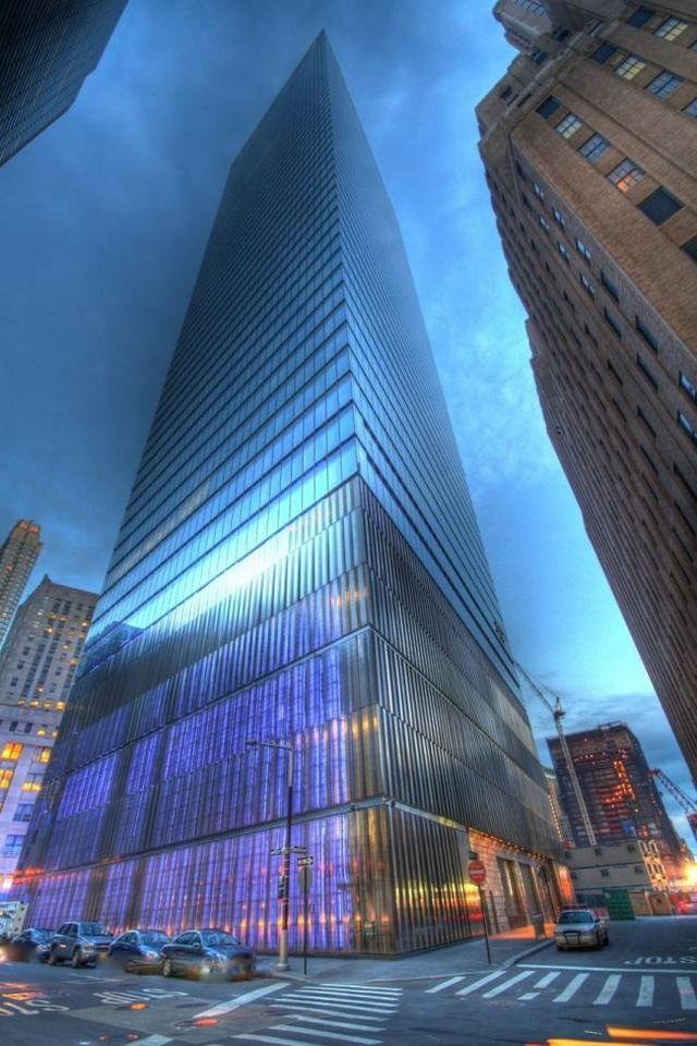 Manhattan in HDR
